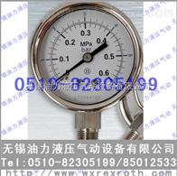 耐震压力表YN150ZT