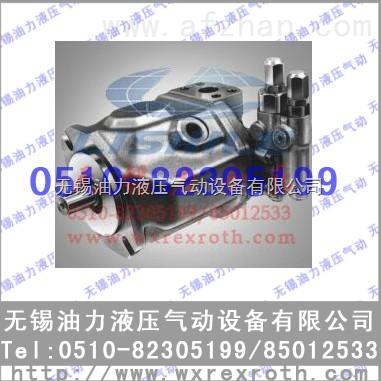 柱塞泵 A10VS045DFR/31R-PPAK01