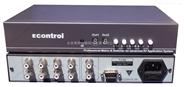 音频切换器 四口音频切换器 带RS232串口控制