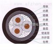 矿用高压电力电缆MYJV42 5*70