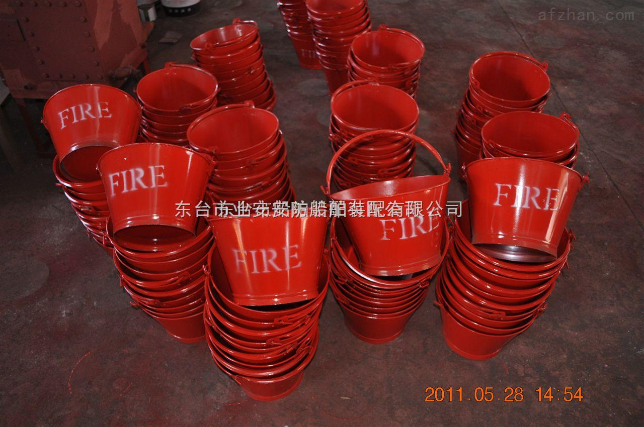 消防桶  消防半园桶厂家