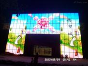 超大型LED显示屏--1200平方米LED显示屏落户西安大唐西市广场