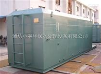 山西&山东&江苏地埋是一体化处理器设备(医院污水每小时9方处理)