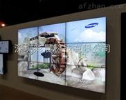 浙江46寸大屏幕液晶拼接墙方案设计