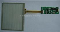 4线电阻触摸屏控制卡