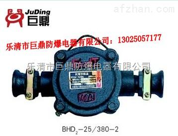 bhd2-25/2t 防爆接线盒bhd2-25/2t矿用防爆接线盒