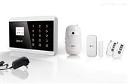 KR-8218G-触摸式彩屏GSM智慧防盗报警器
