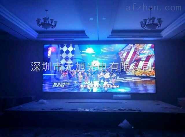 贵州酒店大厅led大屏幕 室内高清led显示屏