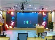 酒楼前台大厅p3高清LED电子显示屏