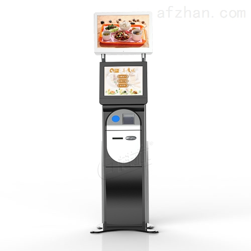 自动点餐系统|多功能点餐机|立式独特双屏显示