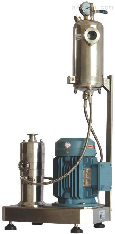 GRS2000三级超高速均质乳化机