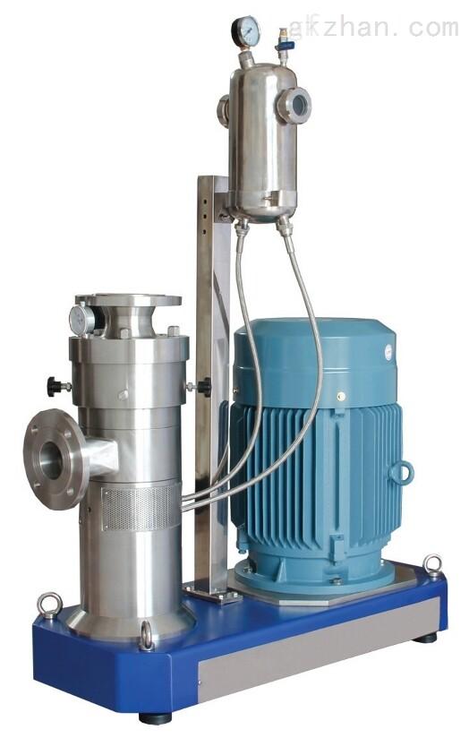 湿法超高速研磨分散机