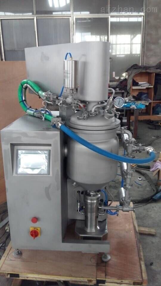 石墨烯电热涂料超高速研磨分散机