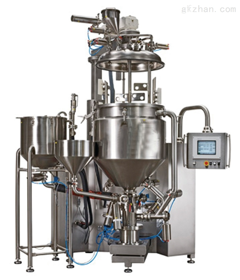 奶酪多功能真空均质乳化机