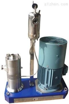 德国高剪切柳橙汁管线式乳化机