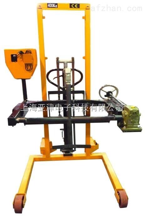 手动倒桶秤化工配料FCS-150kg电子倒桶秤