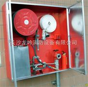 湖南水成膜泡沫消火栓箱,PSG型隧道泡沫栓箱