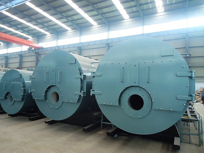 11 湖南6吨燃气蒸汽锅炉厂家 wns型卧式全自动燃气