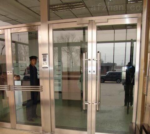 玻璃门身份证门禁系统