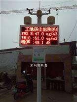 湖南长沙工地在线扬尘监测系统 有第三方检测报告
