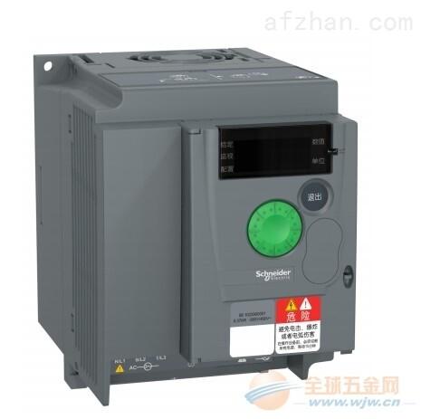 法国原装正品施耐德变频器atv610d45n4