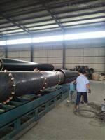 螺旋DN273直埋蒸汽预制聚氨酯保温管制作成本//正规制作商报价