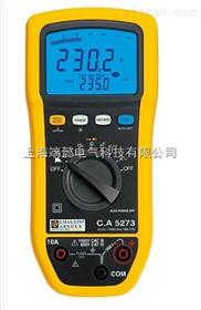 CA5273   6000-计数数字万用表
