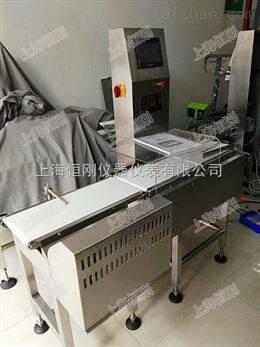 包装盒漏装重量检测机
