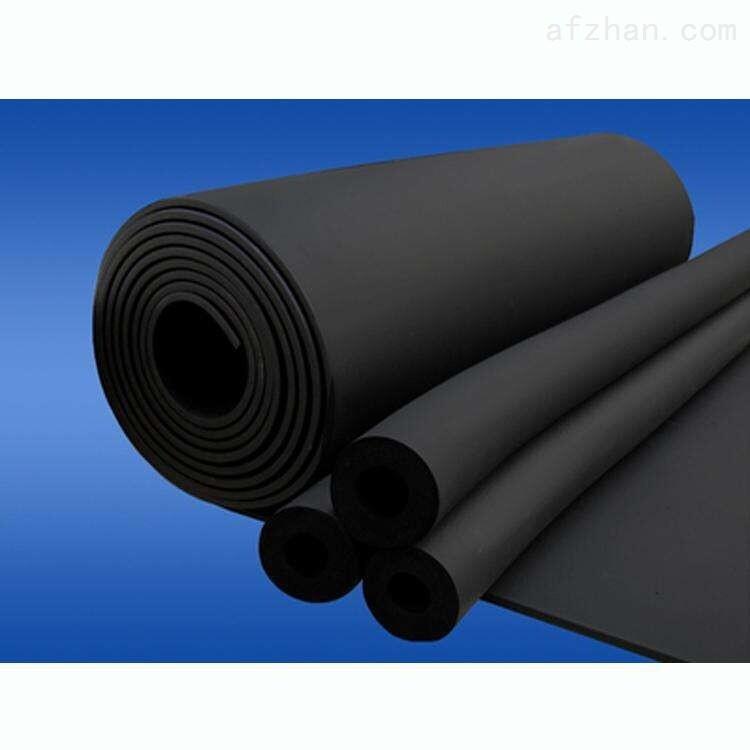 中央空调管道用B1级橡塑海绵管多少钱一米