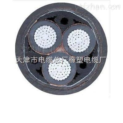 矿用铝芯电力电缆MYJLV22 8.7/10KV-3*50价格