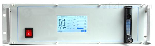 在线式红外气体分析仪
