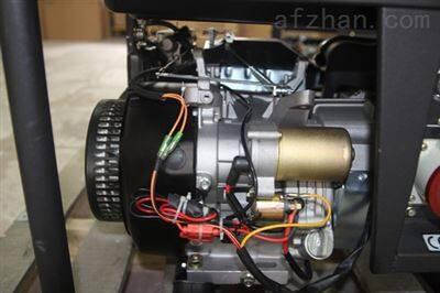5千瓦5kw三相电启动 萨登汽油发电机