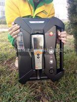 德国德图testo 350加强型工业烟气分析仪的操作说明