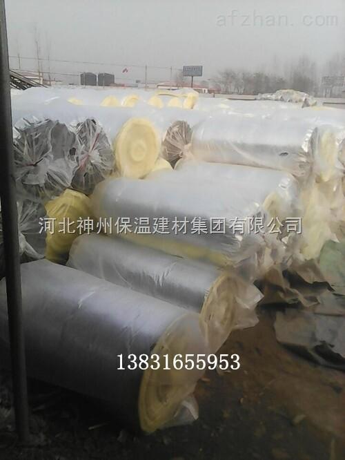 100厚玻璃棉卷毡多少钱一平米