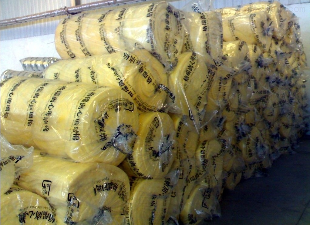 防火防水保温棉玻璃棉厂家12000*1200*100