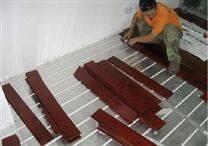 凹槽干式地暖板