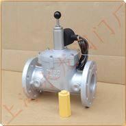 交流電220V AC 鋁合金防靜電燃氣緊急切斷閥