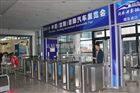 车展闸机游乐场收费系统二维码闸机高铁站速通门人证合一翼闸、实名制闸机