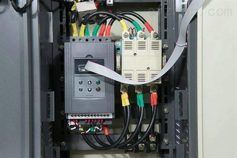 轻型水泵专用控制柜,90kw旁路软启动柜参数