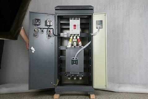 江西排污泵起动柜,160kw降压旁路软启动