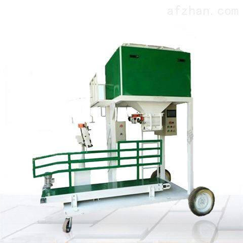 纯电动玉米大豆颗粒定量包装秤