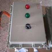 粉尘防爆控制箱BXK-A2K1