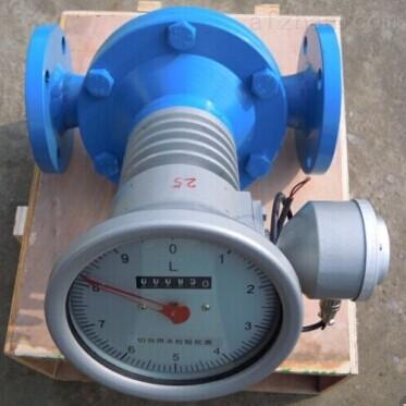 太原DN50高温型椭圆齿轮流量计