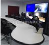 海南指挥中心大屏|电视墙柜|监视屏操作台