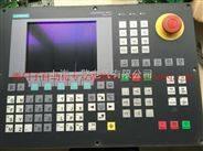 西门子802D黑屏无显示进不了系统维修