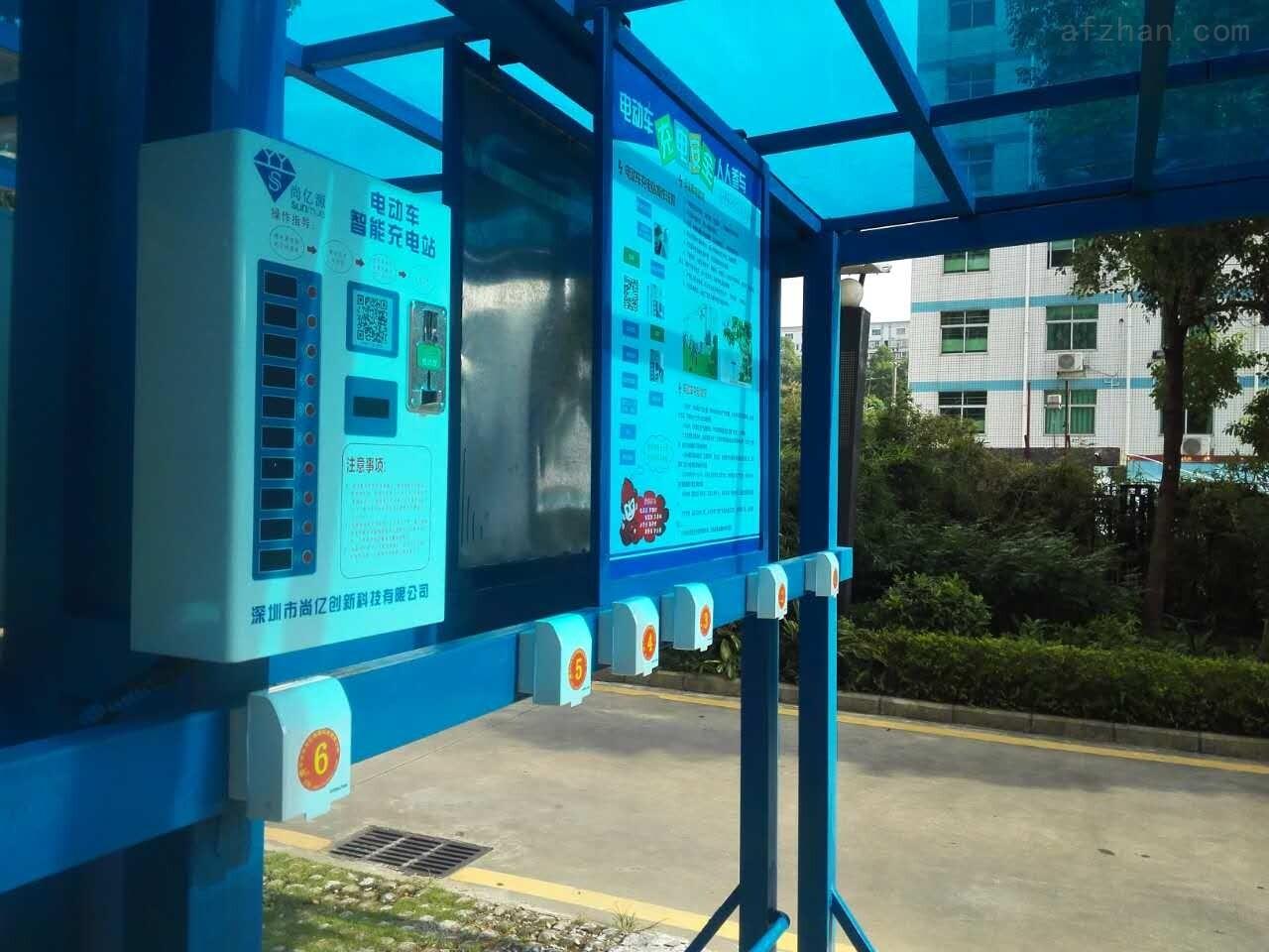投资电动车充电站赚钱吗
