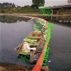 水草垃圾围油栏 武汉水面拦污浮体价格