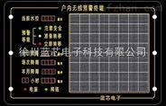 新型小流域山洪入户预警系统蓝芯电子LXDZ-YQH-04B型专业版入户报警器