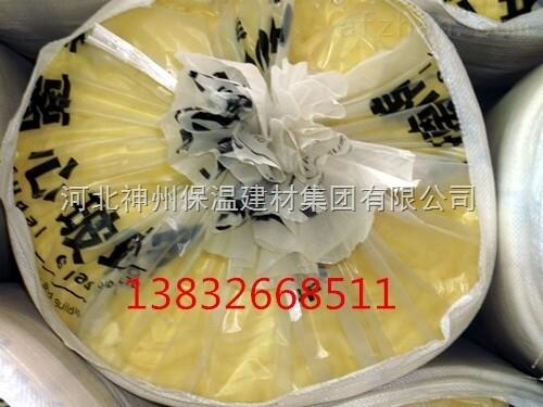 新疆玻璃棉毡规格**抽真空玻璃棉卷毡**玻璃棉毡一平米价格