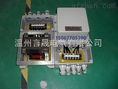 BBK升降压防爆变压器箱输入220/380v输出12 24 36v